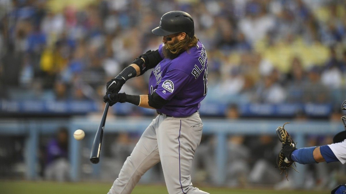 Diamondbacks vs. Rockies MLB Odds & Picks: Bet Colorado to Get Right at Coors Field (Tuesday, April 6) article feature image
