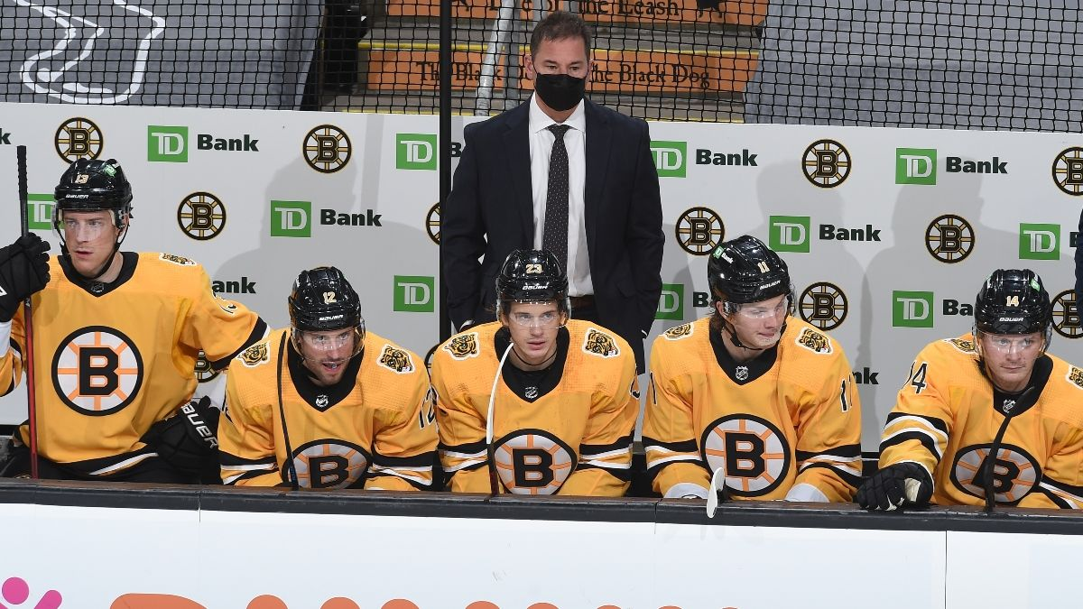 NHL Betting Odds & Picks for Penguins vs. Bruins: Can Boston Find the Back of the Net? (April 3) article feature image