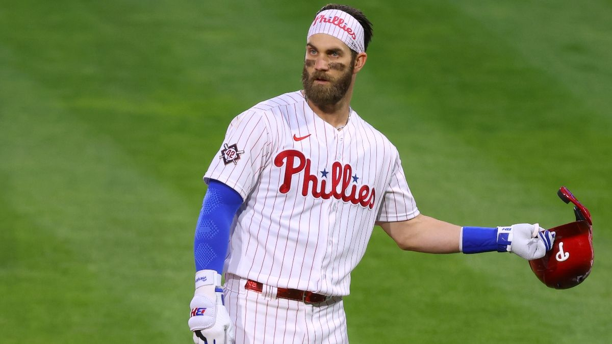 Giants vs. Phillies MLB Odds & Picks: Back Philly's Bats To Keep Thriving at Home (Monday, April 19) article feature image
