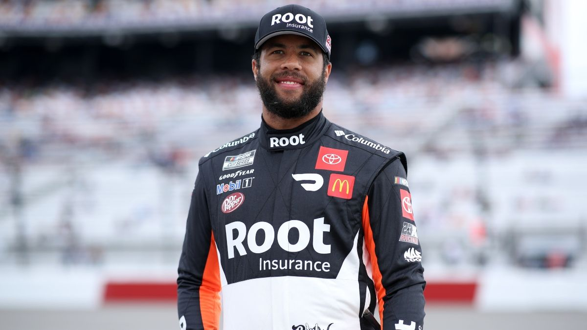 Updated NASCAR at Talladega Odds: Bubba Wallace, Matt DiBenedetto Among Biggest Movers for Sunday's GEICO 500 article feature image