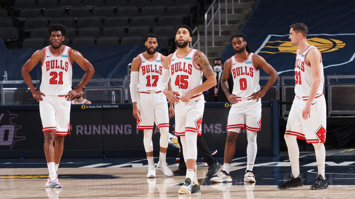 Bucks vs. Bulls NBA Odds & Picks: Sharp Like Chicago To Cover (April 30) article feature image