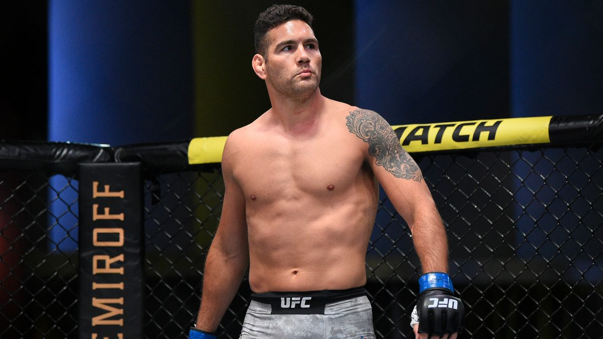 Uriah Hall vs. Chris Weidman Odds, Pick, Prediction: Decision Prop Has Betting Value in UFC 261 article feature image