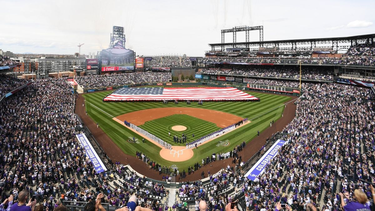 MLB Weather Forecasts for Tuesday (April 5): Windy Conditions Expected for Blue Jays vs. Rangers, Diamondbacks vs. Rockies article feature image