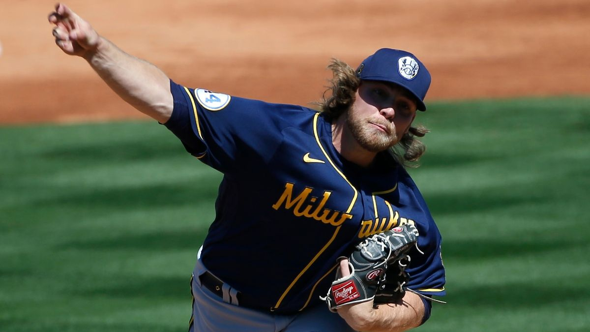 MLB Betting Odds, Prediction & Pick: Expect Little Early Scoring in Brewers vs. Padres (April 20) article feature image