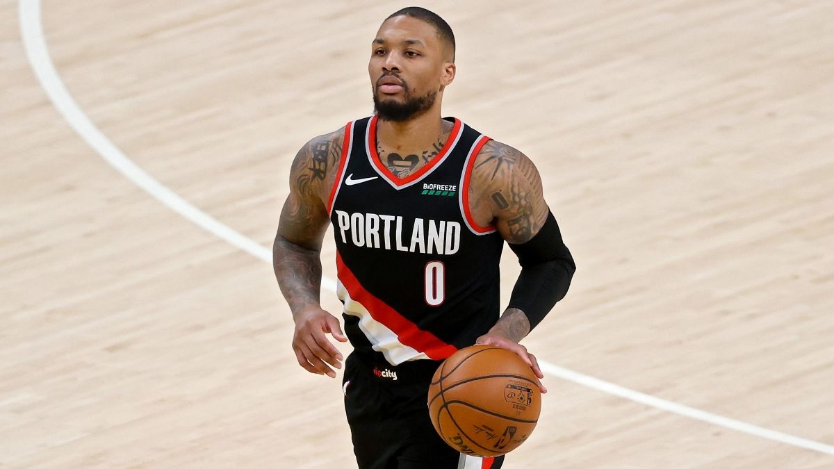 Sharpest NBA & MLB Betting Picks for Friday, Including Cubs vs. Reds,Trail Blazers vs. Nets & Royals vs. Twins article feature image