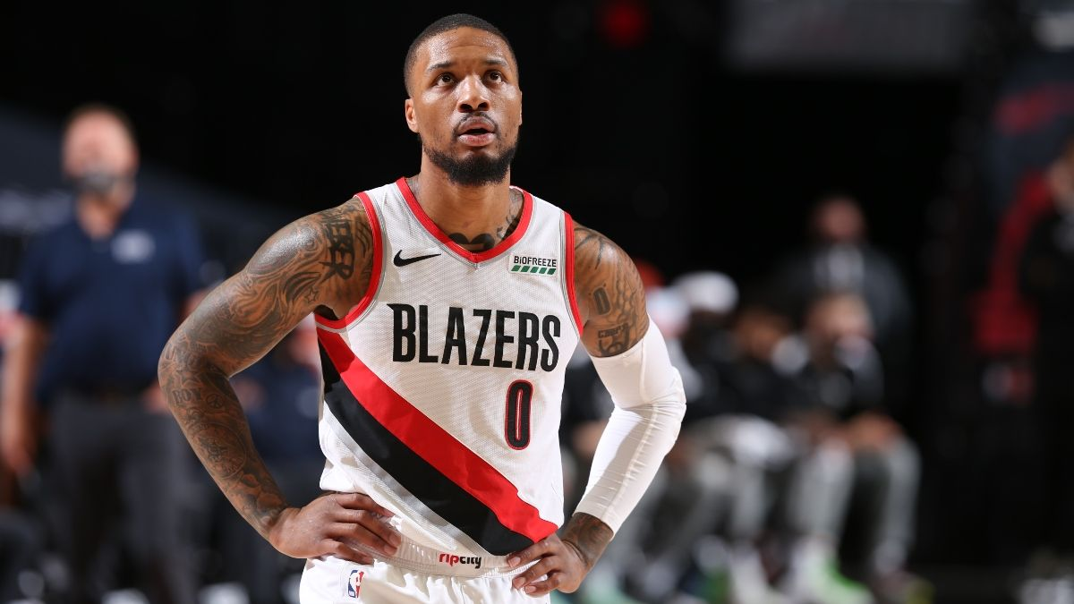 NBA Odds & Pick for Grizzlies vs. Trail Blazers: How to Value Memphis Without Jonas Valanciunas (Friday, April 23) article feature image