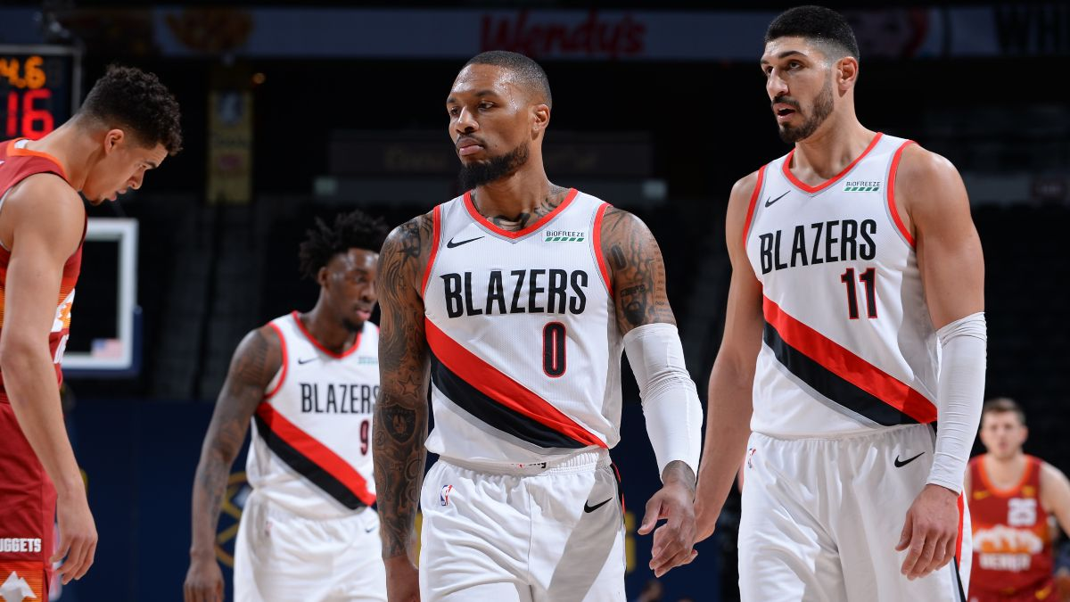 Wednesday NBA Betting Odds & Picks: Our Staff's Best Bets for Nuggets vs. Trail Blazers & Hawks vs. Knicks (Wednesday, April 21) article feature image