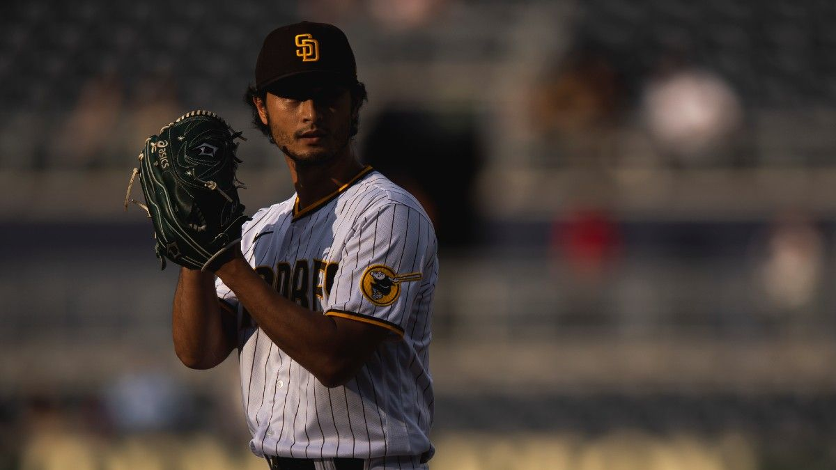 MLB Odds, Picks, Predictions for Giants vs. Padres: Model Projections Like Padres At Petco Park article feature image