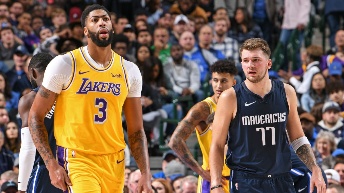 NBA Betting Odds & Picks: Our Staff's Best Bets for Lakers vs. Mavericks on Thursday (April 22) article feature image