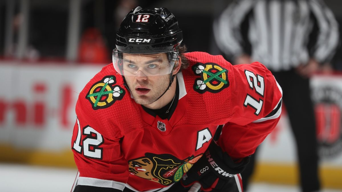 NHL Odds & Pick for Chicago Blackhawks vs. Columbus Blue Jackets: Which Struggling Team Provides Value? (April 10) article feature image