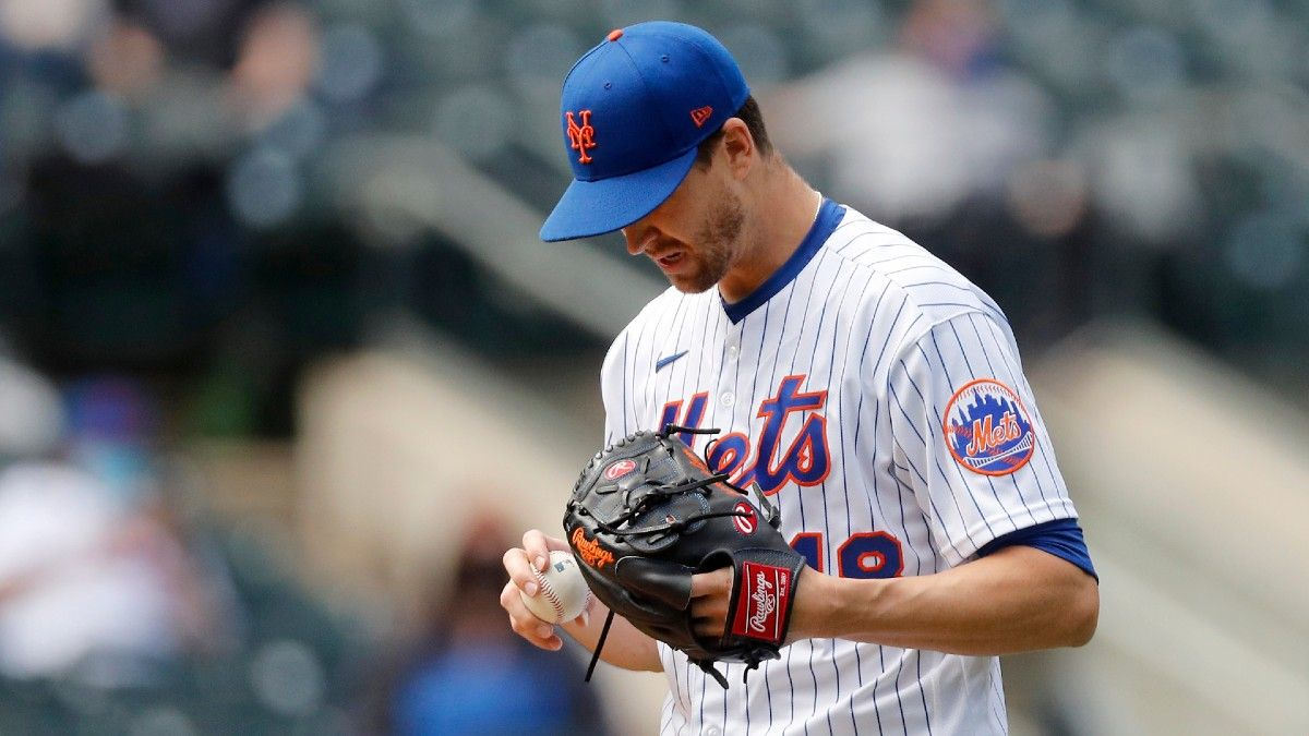 Mets vs. Rockies MLB Odds & Picks: Back New York & deGrom In Doubleheader (Saturday, April 17) article feature image