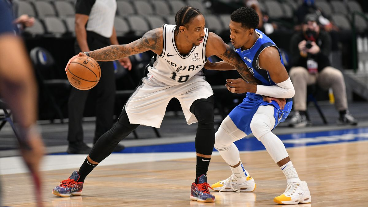 NBA Playoff Odds: Will the Spurs Make the Postseason? article feature image