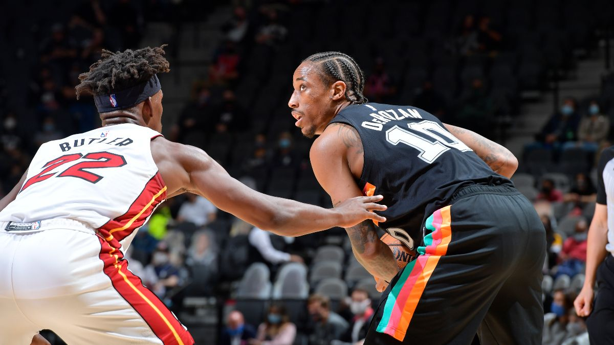 Wednesday NBA Betting Odds & Picks: Our Staff's Best Bets for Knicks vs. Bulls, Spurs vs. Heat (April 28) article feature image