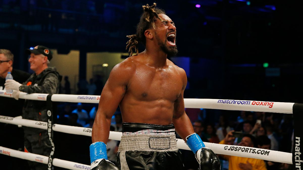 Demetrius Andrade vs. Liam Williams Boxing Odds, Predictions & Pick: Back the Champion to Retain His Belt (Saturday, April 18) article feature image
