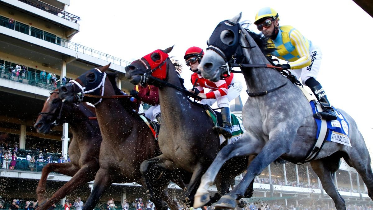 Kentucky Derby Odds, Promo: Get a $300 Risk-Free Bet at TVG! article feature image