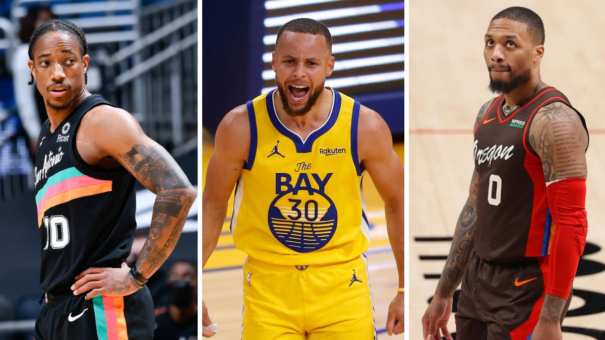 NBA Playoff Odds: Analyzing the Western Conference Postseason Race article feature image