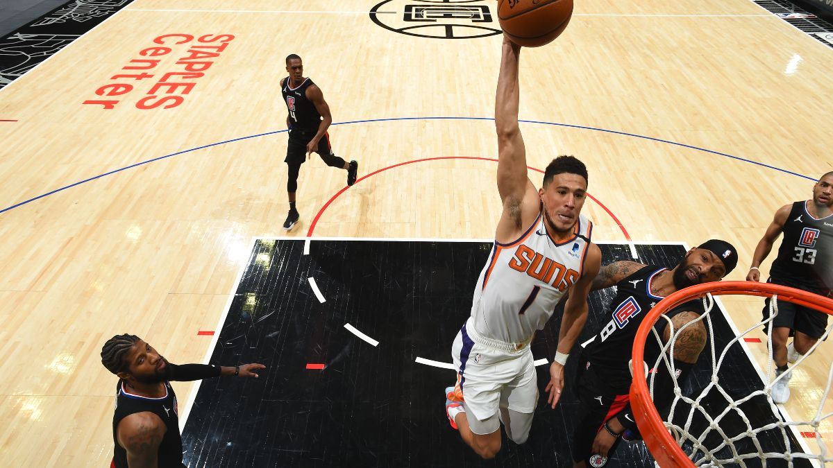 Clippers vs. Suns NBA Odds & Picks: Why the Total Has Value in Matchup of Western Conference's Elite (Wednesday, April 28) article feature image