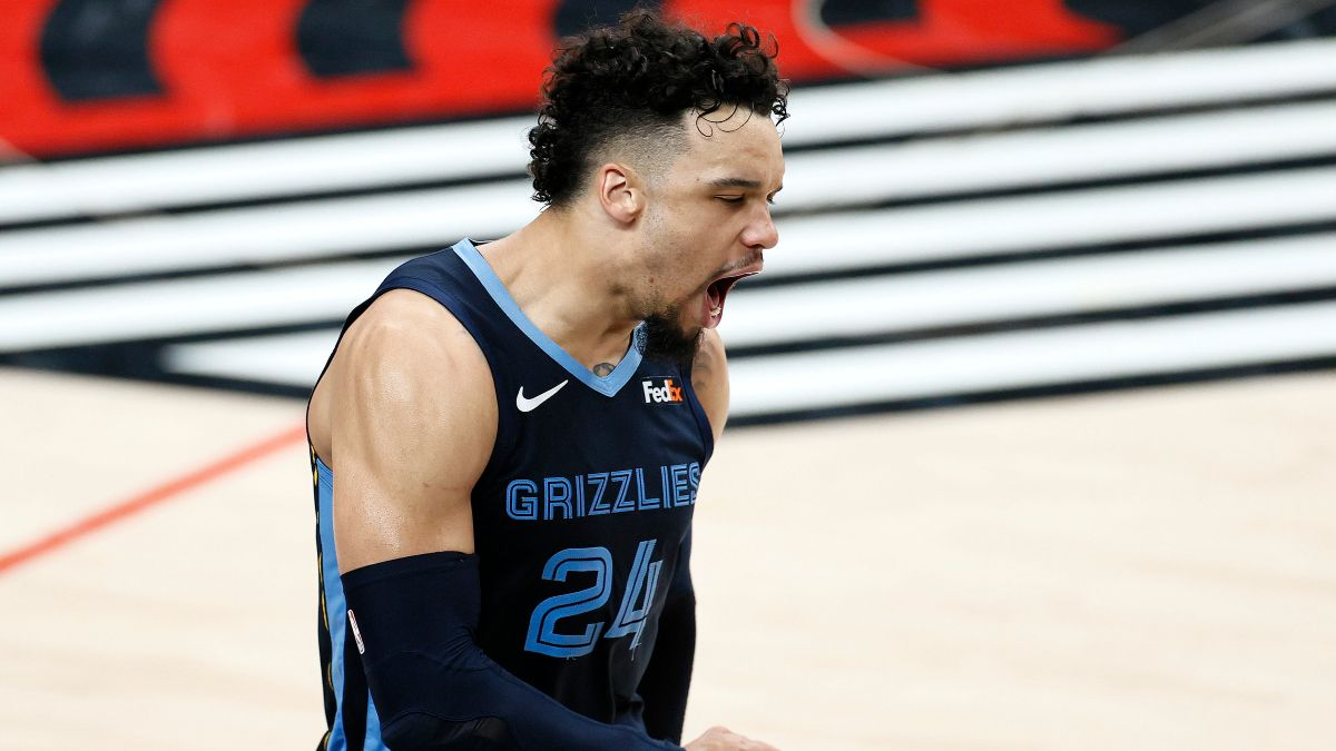 NBA Player Prop Bets: 3 Picks, Including Why You Should Buy Dillon Brooks (Monday, April 26) article feature image