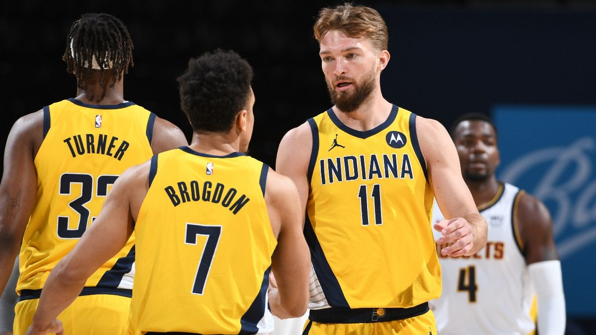 Pacers vs. Jazz NBA Odds & Picks: Why Indiana Has Value as a Road Dog (Friday, April 16) article feature image