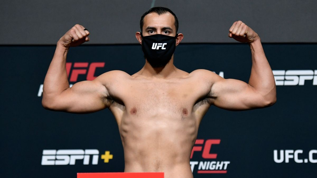 Dominick Reyes vs. Jiri Prochazka UFC Fight Night Odds, Pick & Prediction (Saturday, May 1) article feature image