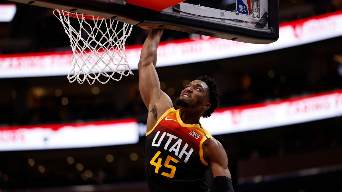 NBA Odds, Picks & Projections: Best Bets for Jazz vs. Suns, Thunder vs. Hornets & More (Wednesday, April 7) article feature image