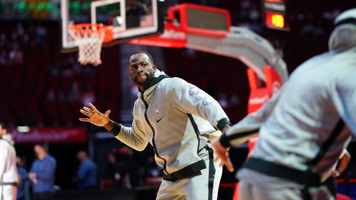 Friday NBA Odds, Picks, Predictions for Wizards vs. Warriors: Smart Money Flowing on Betting Spread (April 9) article feature image