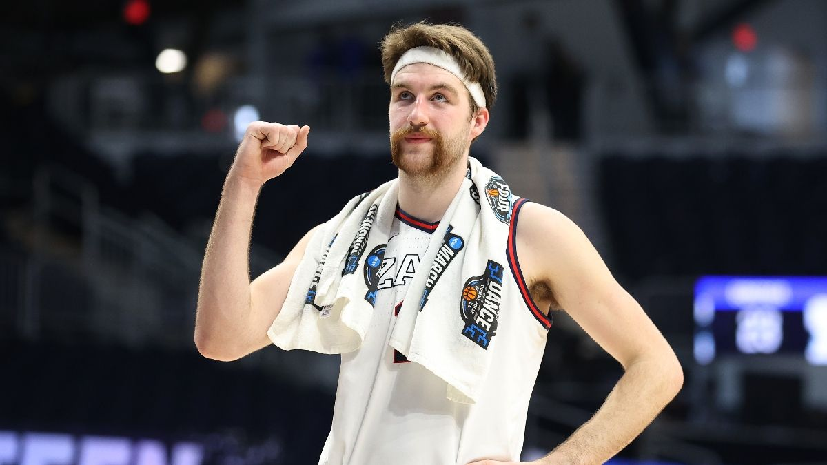 Final Four Promo: Bet $20, Win $150 if Gonzaga Scores a Point article feature image