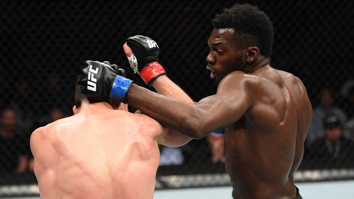 UFC 261 Odds, Pick & Prediction for Dwight Grant vs. Stefan Sekulic (Saturday, April 24) article feature image