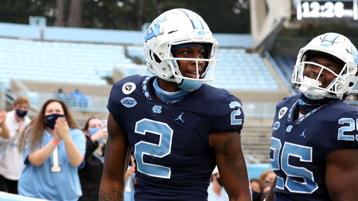 Dyami Brown Dynasty Outlook, NFL Draft Profile & Prop Bets article feature image