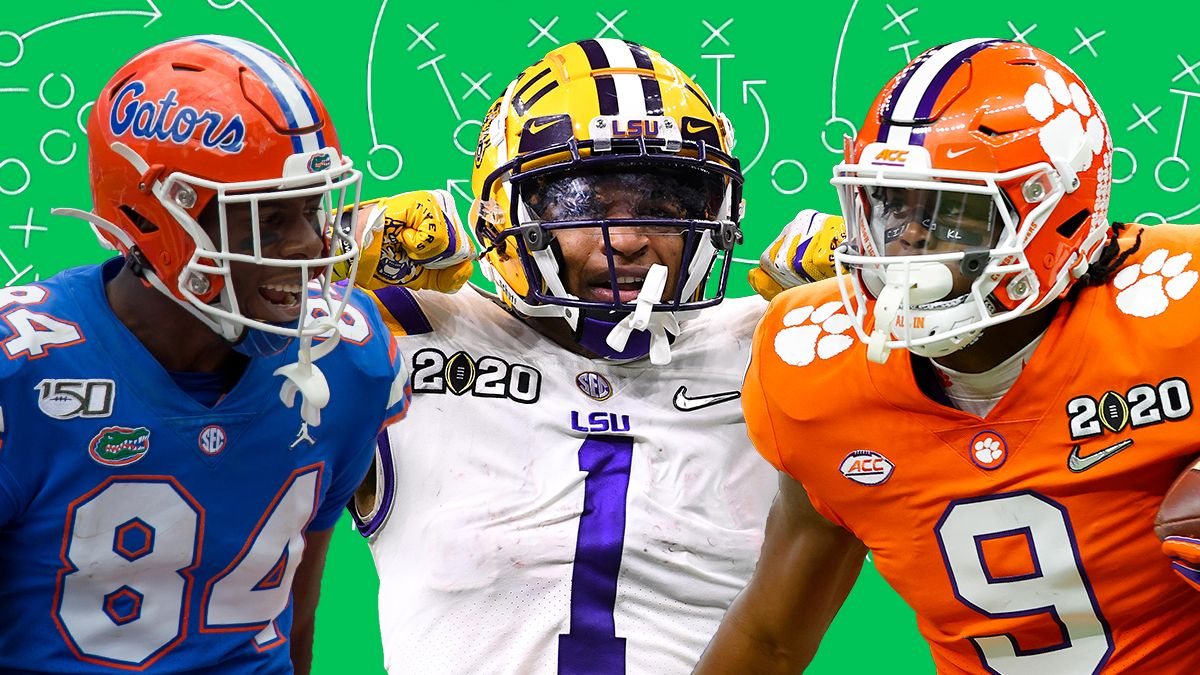 Dynasty Rookie Rankings: Top 40 Fantasy Prospects of 2021 NFL Draft article feature image