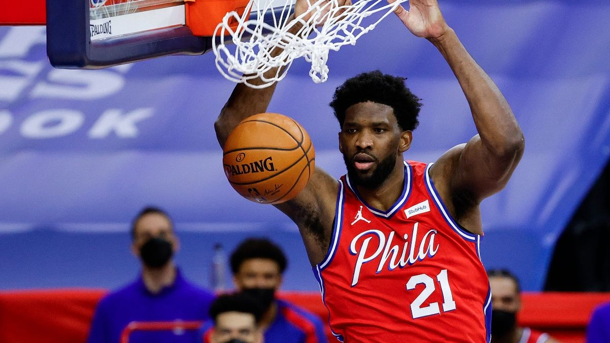 76ers vs. Bucks Odds, Promos: Bet $20, Win $150 if Joel Embiid Scores a Point! article feature image