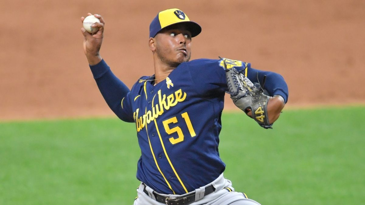 Cubs vs. Brewers Odds & Picks: How To Back Freddy Peralta & Milwaukee article feature image