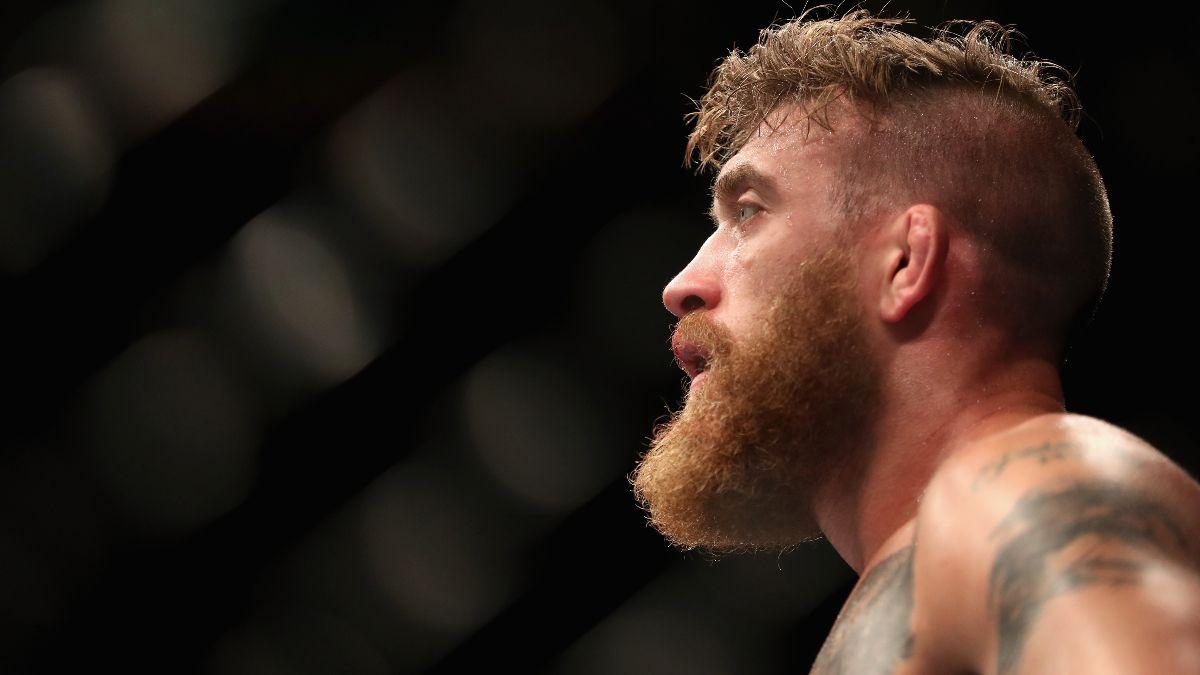 UFC Fight Odds, Pick & Prediction: How To Bet Bartosz Fabinski vs. Gerald Meerschaert (Saturday, April 17) article feature image