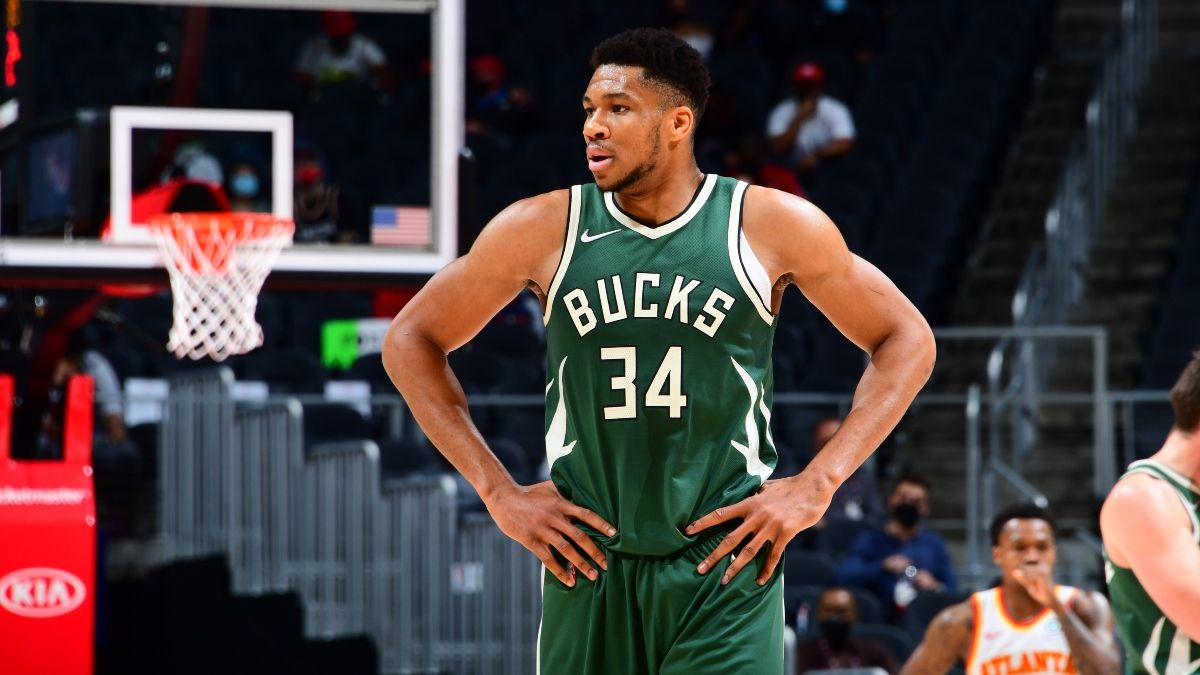 NBA Betting Odds, Picks, Predictions: Bucks vs. Hornets Preview (Tuesday, April 27) article feature image