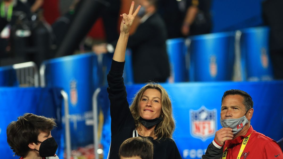 Gisele Bundchen Joins DraftKings as Special Advisor article feature image