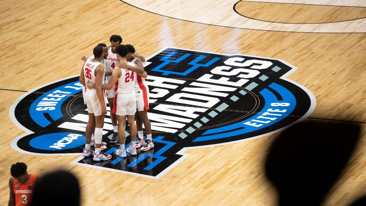 Final Four Six Pack: Three Man Weave & The Action Network's Top Bets for Houston vs. Baylor & UCLA vs. Gonzaga article feature image
