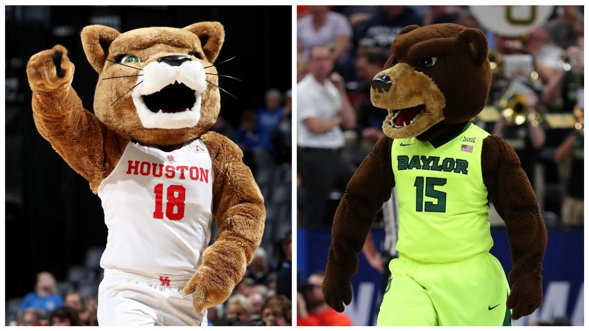 Baylor vs. Houston Betting Odds & Promo: Bet $25, Win $200 On a 3-Pointer! article feature image