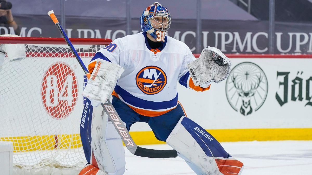 NHL Odds & Picks for Islanders vs. Bruins: Back New York Against Injured Boston (April 16) article feature image