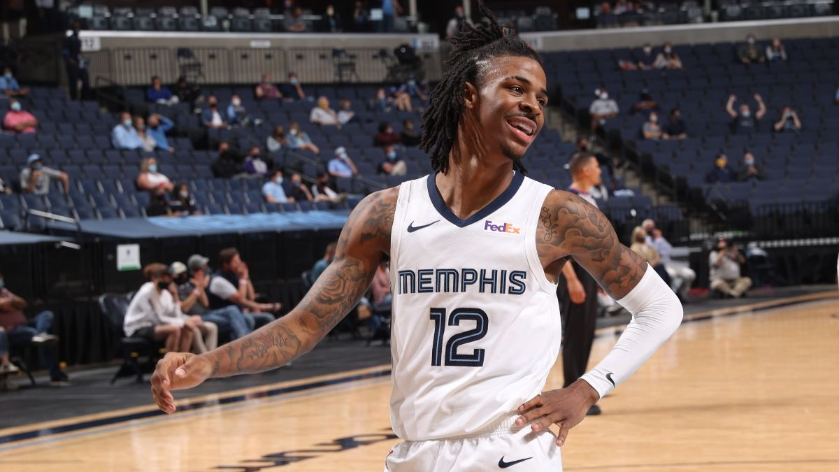 Friday's NBA Player Prop Bets, Picks: Buy Ja Morant Against Struggling Bulls & More (Apr 16) article feature image