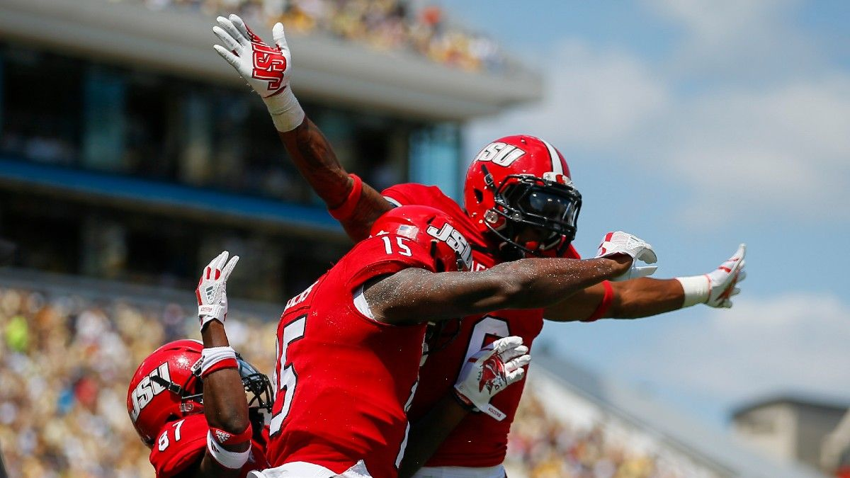 FCS Playoffs Odds & Pick for Jacksonville State vs. Davidson: How to Bet Saturday's College Football Showdown article feature image