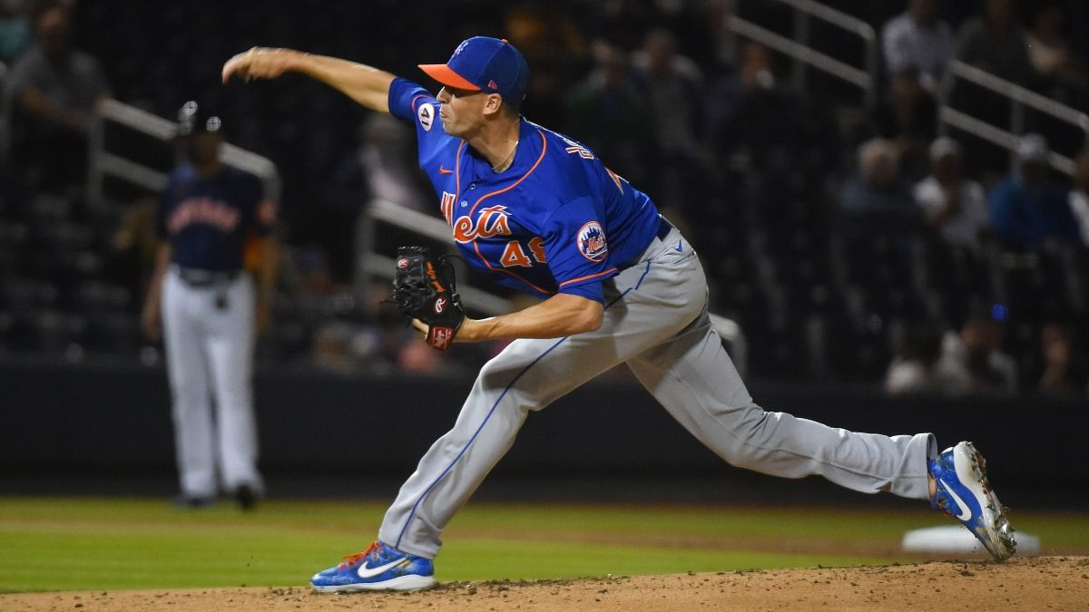 Monday MLB Betting Model Edges & Predictions, Including Orioles vs. Yankees & Mets vs. Phillies article feature image