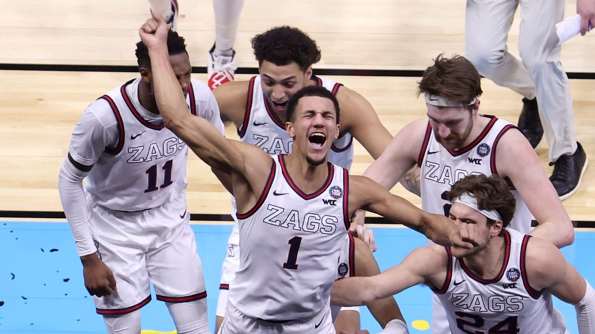 National Championship Odds, Promos: Bet $1+ on Gonzaga-Baylor, Get $200 FREE Instantly! article feature image