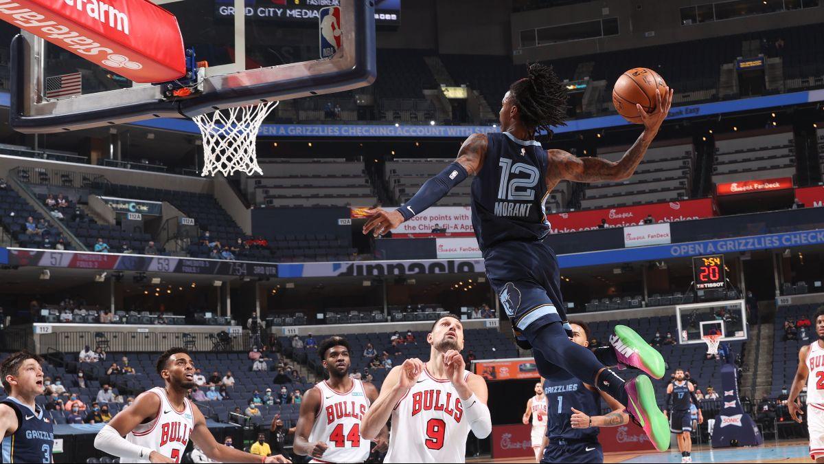 Grizzlies vs. Raptors NBA Odds & Picks: Sharp Like Ja Morant & Memphis Against Tanking Toronto (May 8) article feature image