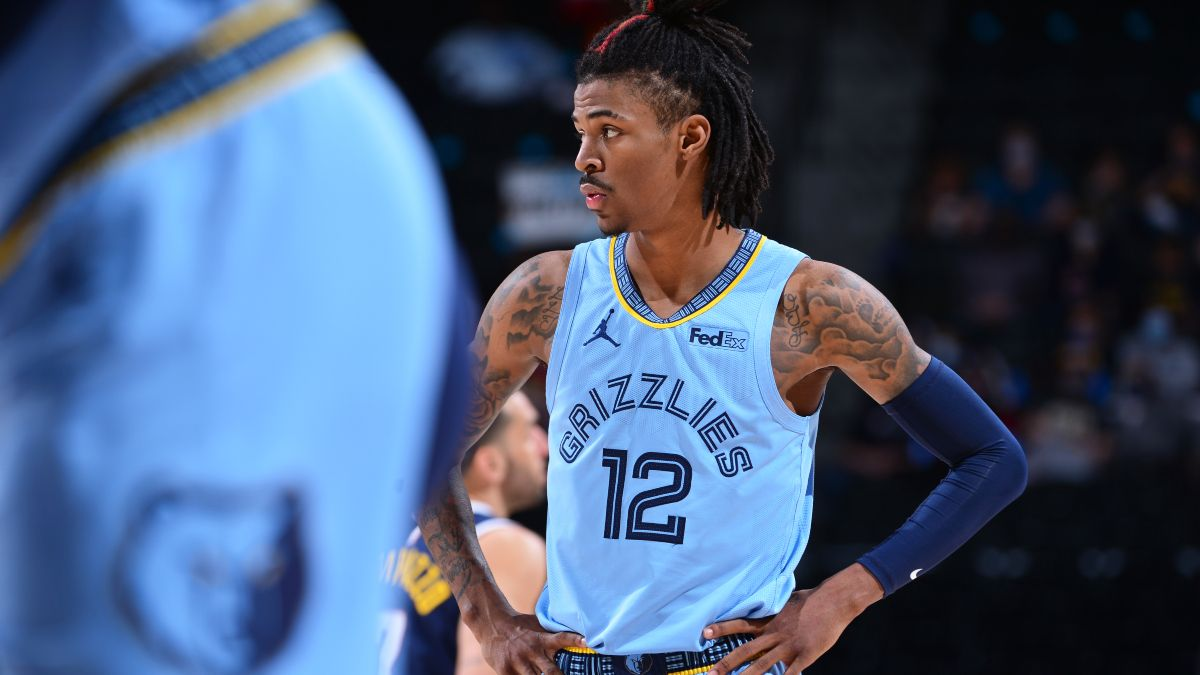 Friday NBA Betting Odds & Picks: Our 4 Best Bets for Nuggets vs. Warriors, Grizzlies vs. Trail Blazers & More (April 23) article feature image