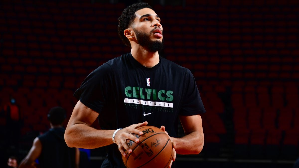 NBA Injury News & Starting Lineups (April 28): Kawhi Leonard Doubtful, Jayson Tatum Cleared to Play Wednesday article feature image