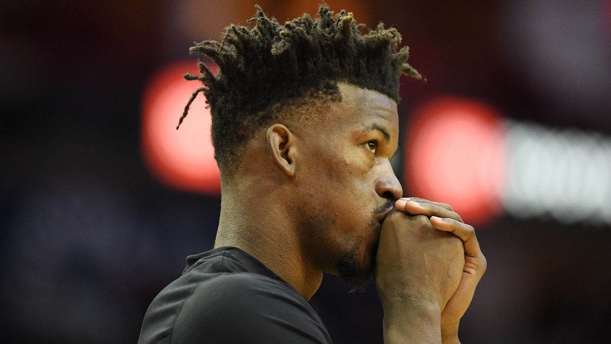 NBA Injury News & Starting Lineups (April 18): Jimmy Butler Out, Kawhi Leonard Questionable Sunday article feature image
