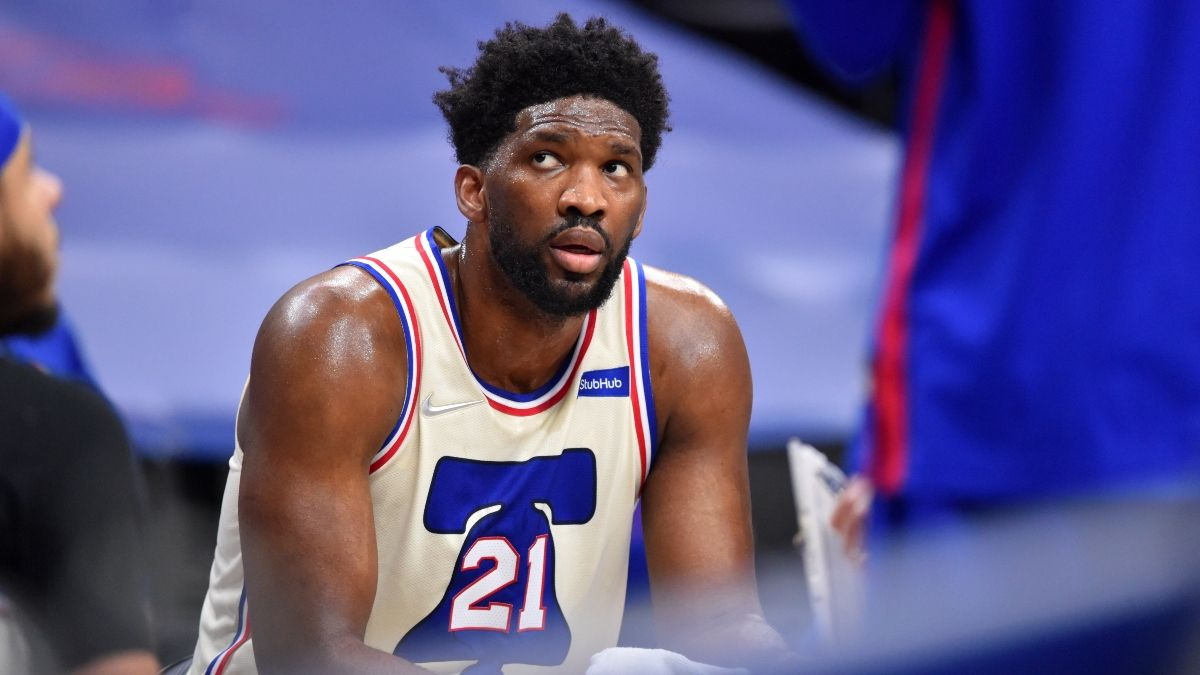Hawks vs. 76ers NBA Odds & Picks: Betting Preview for Friday's Eastern Conference Matchup (April 30) article feature image