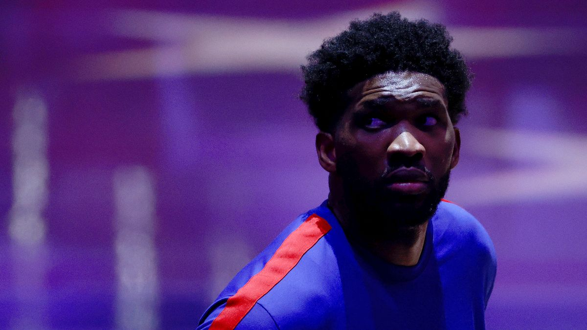NBA Injury News & Starting Lineups (April 24): Ben Simmons Out, Joel Embiid Questionable vs. Bucks Saturday article feature image