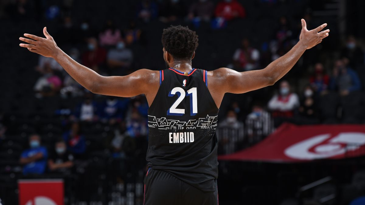 NBA Betting Odds, Picks, Predictions: Suns vs. 76ers Preview (April 21) article feature image
