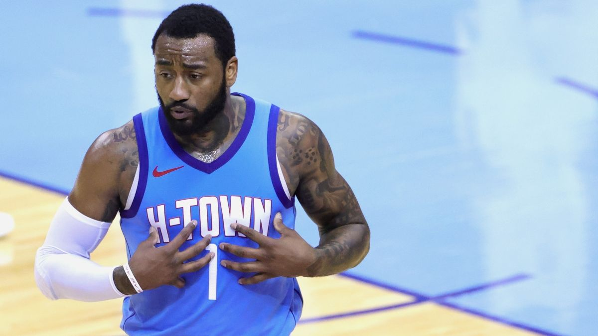 Friday NBA Player Prop Picks, Predictions: Our Three Favorite Best Bets, Including Tristan Thompson & John Wall (April 23) article feature image